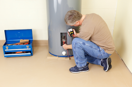 our Aurora Plumbers do water heater installation