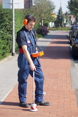 Our Aurora Plumbers are non-invasive leak detecting specialists
